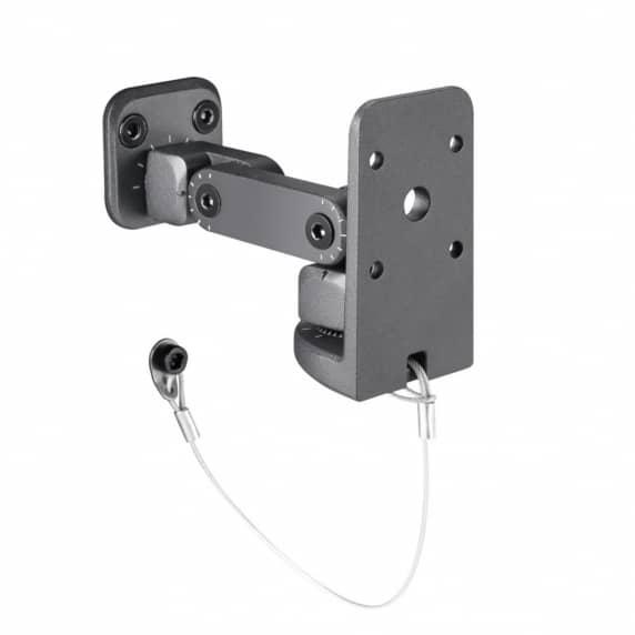 LD Systems Single Wall Mounting Speaker Bracket  (SATWMB10B)