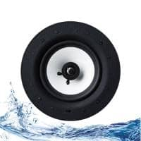 "Lithe Audio 6.5"" IP44 Passive Ceiling Speaker 60W/8 Ohms"