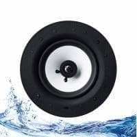 "Lithe Audio 6.5"" IP44 Wireless Bluetooth Ceiling Speaker- Pin Protected"