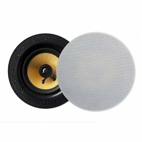 Lithe Audio 6 5 Wireless Bluetooth Ceiling Speakers Pair Pin Protected