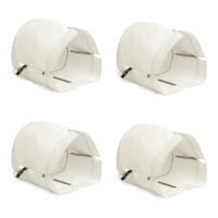Lithe Audio Ceiling Speaker Fire Hood (4 Pack)