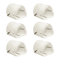 Lithe Audio Ceiling Speaker Fire Hood (6 Pack)