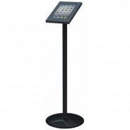 Lockable iPad Anti-Theft Floor Stand - Secure Display Mount for iPad 2,3,4,5, or AIR