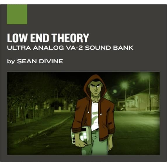 Low End Theory Sound Bank (Serial Download)