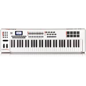 m audio axiom pro 61 midi keyboard m audio from inta audio uk. Black Bedroom Furniture Sets. Home Design Ideas