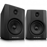 M Audio BX5 D2 Active Studio Monitors (Pair)