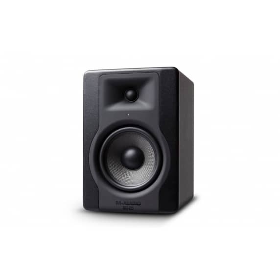 m audio bx5 d3 5 powered studio monitor single m audio from inta audio uk. Black Bedroom Furniture Sets. Home Design Ideas