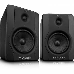 M Audio BX8 D2 Active Studio Monitors 130W 8 Inch (Pair)