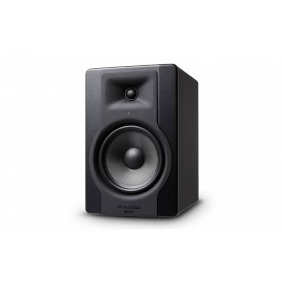 "M-Audio BX8-D3 – 8"" Powered Two-Way Nearfield Studio Reference Monitor"