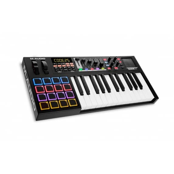 M-Audio Code 25 Controller Keyboard (Black)