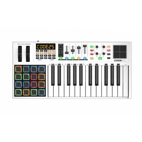 M-Audio Code 25 - USB Midi Controller Keyboard