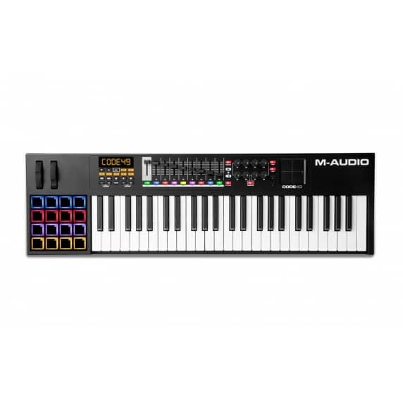 M-Audio Code 49 Controller Keyboard (Black)