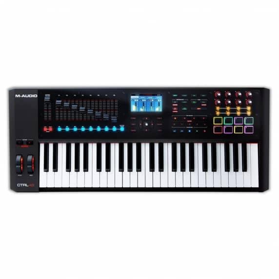 M-Audio CTRL 49 - 49 Key USB MIDI Keyboard