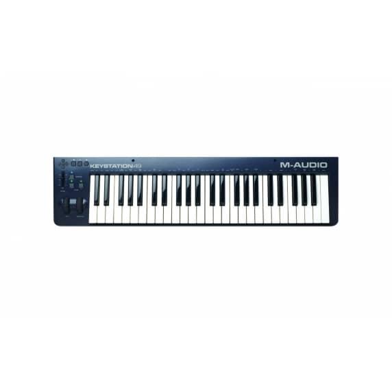 M Audio Keystation 49II USB Midi Keyboard Controller