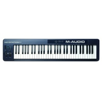 M-Audio M Audio Keystation 61 MIDI Controller MKII
