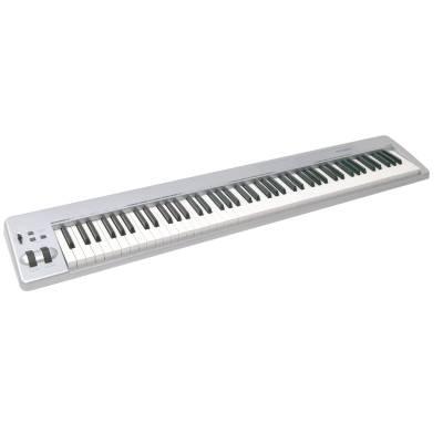 m audio keystation 88es midi keyboard m audio from inta audio uk. Black Bedroom Furniture Sets. Home Design Ideas