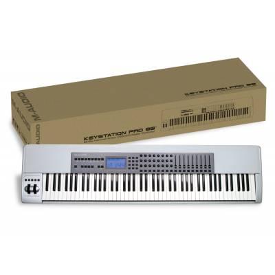 m audio keystation pro 88 midi keyboard m audio from inta audio uk. Black Bedroom Furniture Sets. Home Design Ideas