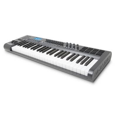 m audio axiom 49 midi keyboard m audio from inta audio uk