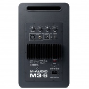 M Audio M3-6 Three Way Active Studio Monitor - Single