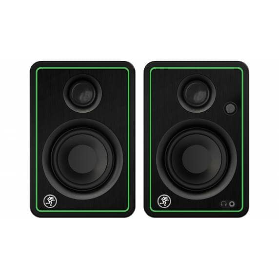 "Mackie CR3-X 3"" Creative Reference Multimedia Monitors"