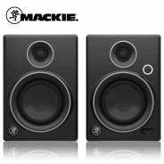 Mackie CR4 Limited Edition Stands & Cables Bundle