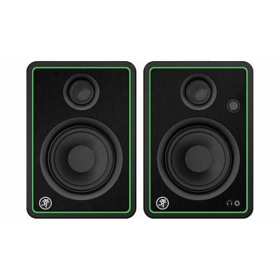 "Mackie CR4-XBT 4"" Creative Reference Multimedia Monitors"