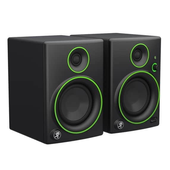 Mackie CR4BT Bluetooth Studio Monitors Pair
