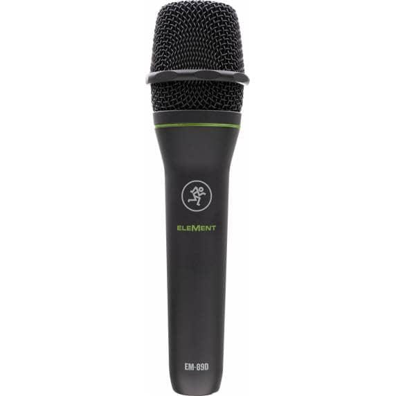Mackie EM-89D - Dynamic Vocal Microphone