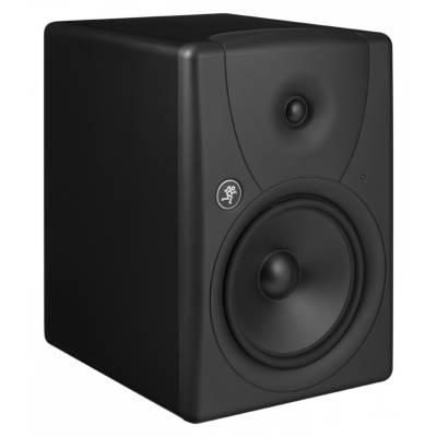 mackie mr8 active studio monitor. Black Bedroom Furniture Sets. Home Design Ideas