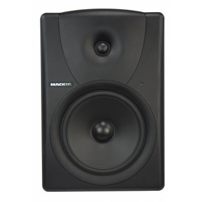 mackie mr8 active studio monitor pair free mopads. Black Bedroom Furniture Sets. Home Design Ideas