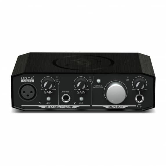 Mackie ONYX Artist 1.2 USB Audio Interface