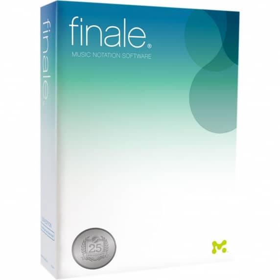 MakeMusic Finale 25 Notation Software – Educational (Serial Download)