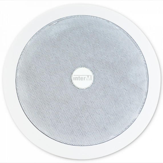 MCS20F 20W 100v Ceiling Speaker with Support Rails