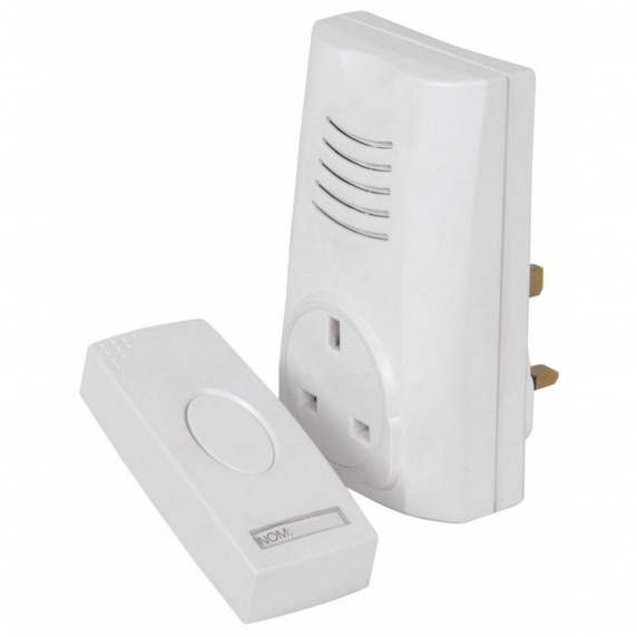 Mercury Wireless Door Bell - Remote Door Chime New 2016 Model