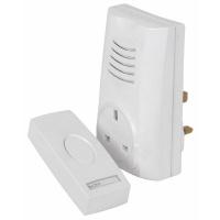 Mercury Wireless Door Bell - Remote Door Chime New 2016 Model