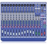 MIDAS DM16 16-Channel Performance Mixing Desk (B-Stock No Box)