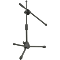 Chord Mini Boom Stand for Microphone, Kick & Snare (B-Stock)