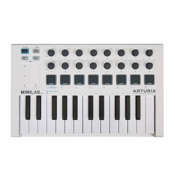Minilab MKII Compact Keyboard Controller & Software Bundle