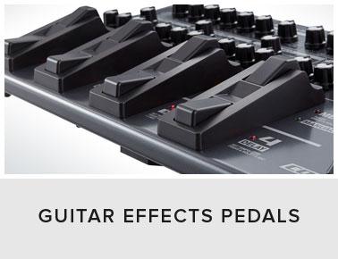 Guitar Effect Pedals