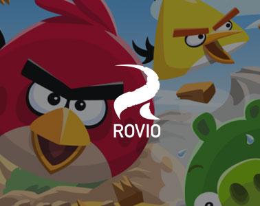 Angrybirds - Rovio