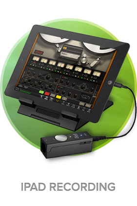 iPad Recording