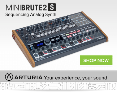 Buy Arturia 2s at the best price in the UK! Inta Audio
