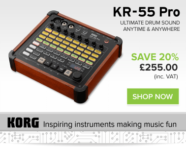 Korg KR-55 | In Stock Shipping Now