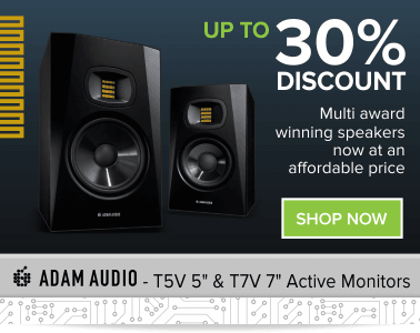 Adam Audio Black Friday Deals
