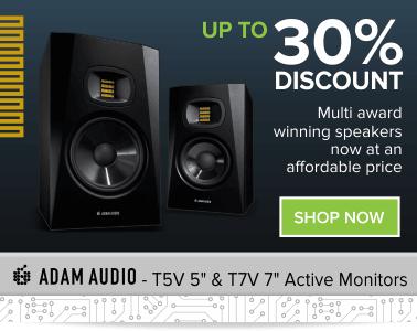 Adam Audio Black Friday Deals