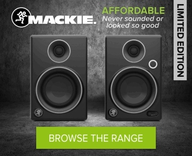 Mackie CR3/CR4 Limited Edition