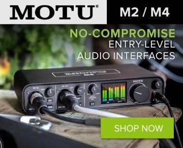 Motu M2/M4 V1