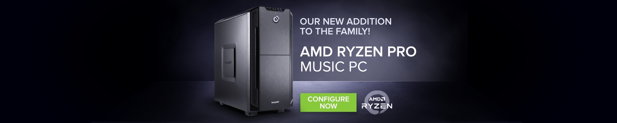 AMD RYZEN PRO Music PC