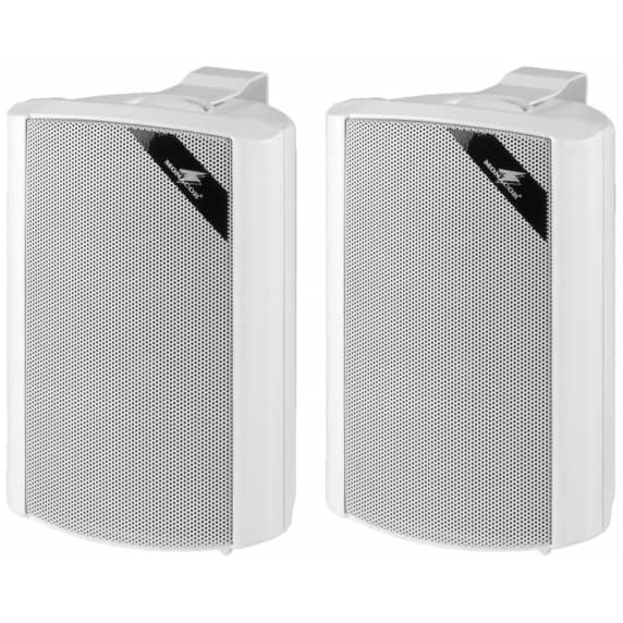 Monacor EUL-30/WS 30W Premium Compact Wall Speakers (Pair)