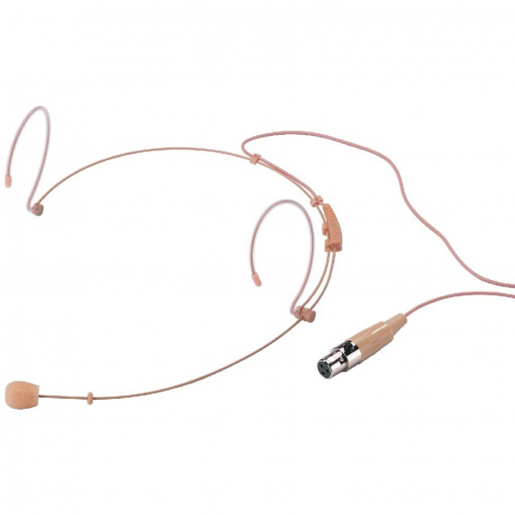 Monacor HSE-150/SK Ultra-light Headband Microphone